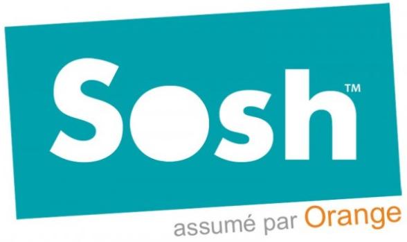 Sosh, la marque 100% connectée qui attire !