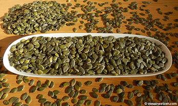 Les graines de courge, naturologie, santé, nutrition