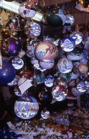 Au temps des marchés de Noël : On se rappelle