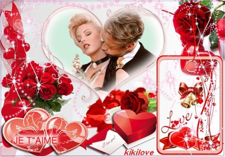 Bonne semaine et belle Saint Valentin à tous
