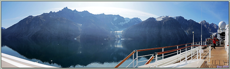 Upernivik Island - Navigation entre Karrat Island et Illulissat - Upernivik Island - Groenland