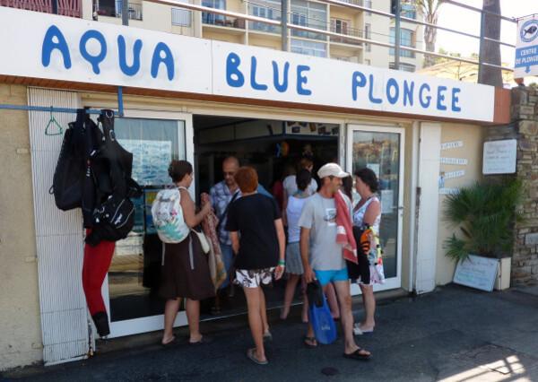 Banyuls - Aqua Blue Plongée