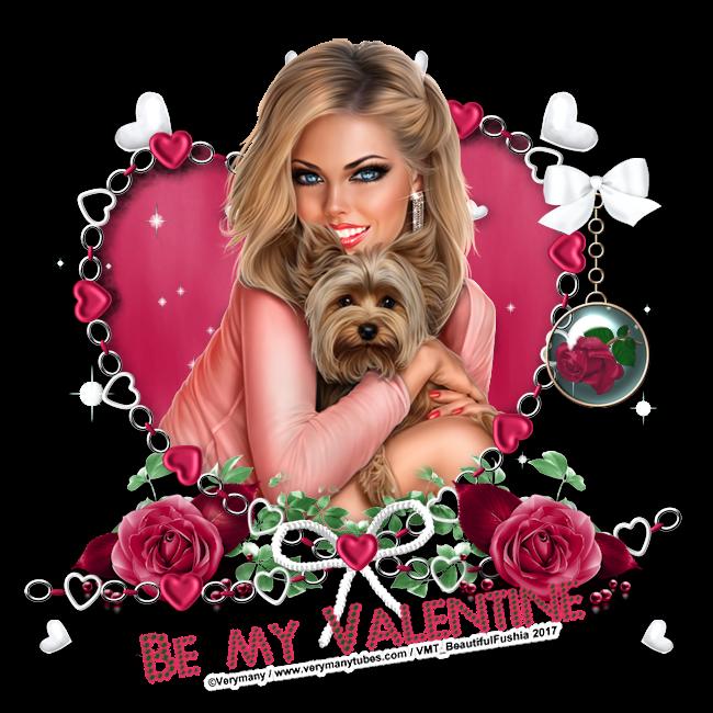 1 Tutoriel de Colorweb - Be my Valentine