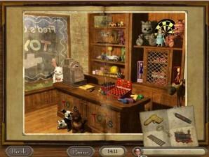 Azada online game