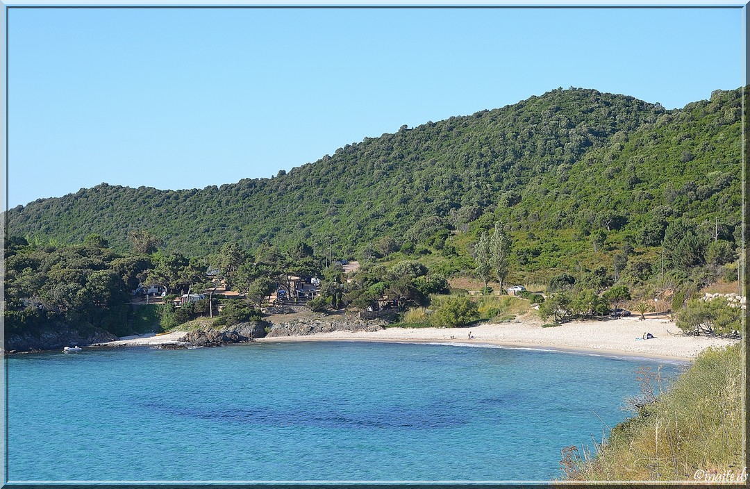 Plages de Fautéa - Corse 9 juin 2014