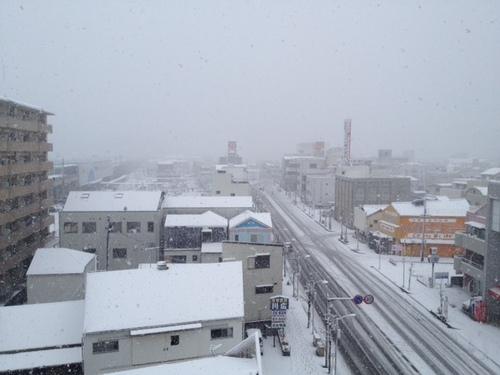Le Japon sous la neige par Kyoko