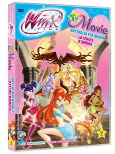 Winx Club Movie TV DVD2