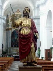 Saint Barthélemy de Siméros († 1130)