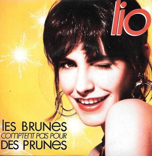 Lio - Les Brunes Comptent Pas Pour Des Prunes (1986)
