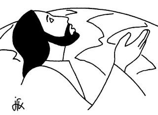 Satan vaincu par Yeshoua l'homme nouveau