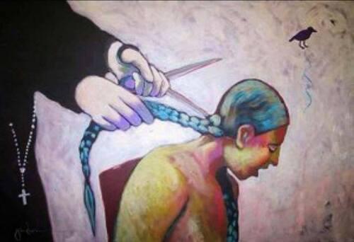 Les cheveux chez les Premières Nations