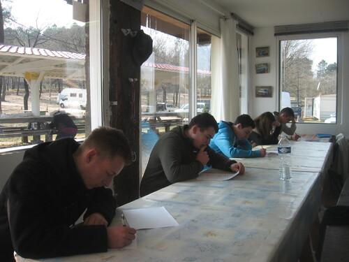 12/13 MARS 2016 : WE chargé à Minzac