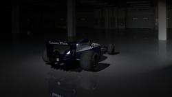 Team : Motor Racing Developments Ltd - Ford HB 3.5 V8