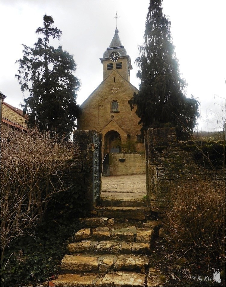Torgny (Be-Lux) ~ Son Eglise ...