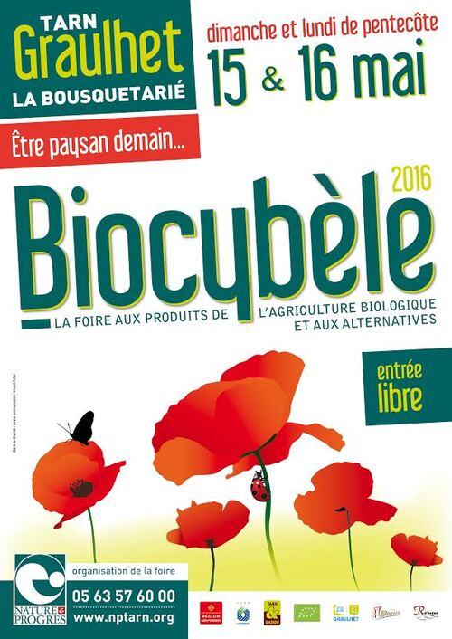 15 16 Mai Biocybelle GRAULHET 81