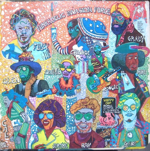 """Funkadelic : Album """" Tales Of Kidd Funkadelic """" Westbound Records W-227 [ US ]"""