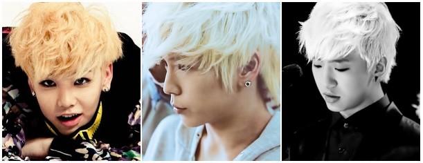 ► I'm a desperate blond/white hair addict [2/2]