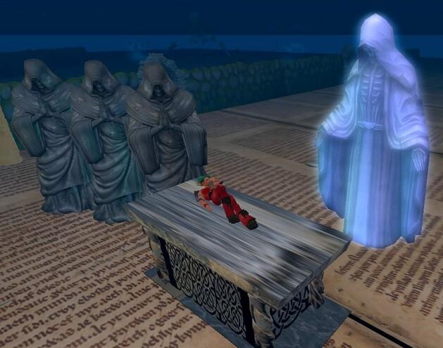 L'Autel de La Mort