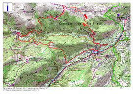 Le Sentier du Pi del Rei depuis Ria et autres découvertes.