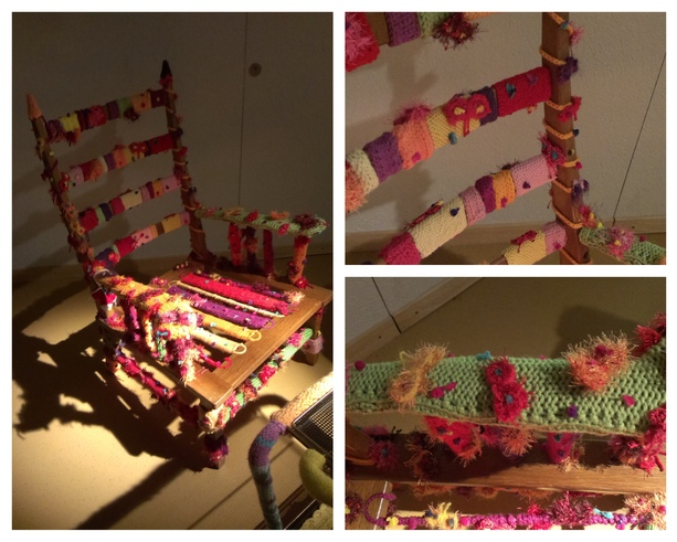 Exposition tricot