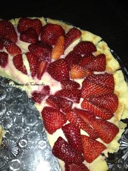 Tarte aux fraises ou aux framboises