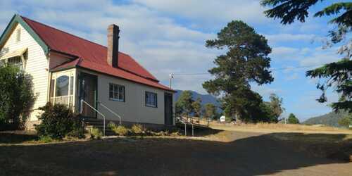 Première semaine en Tasmanie