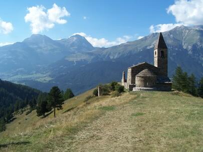 église saint Pierre d'Extravache