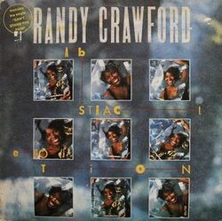 Randy Crawford - Abstract Emotions - Complete LP