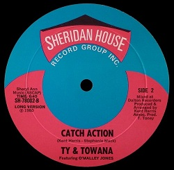 Ty & Towana - Catch Action