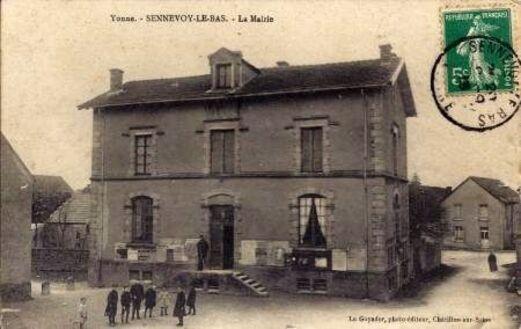Famille Coquinot Sennevoy-le-Bas (89)