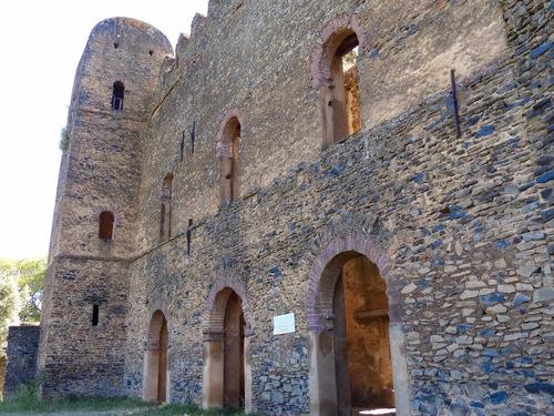 la citadelle de Gondar