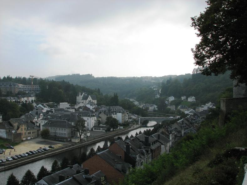 Bouillon/Ardennes belges/