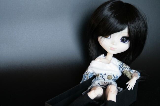 Deboxed Doll
