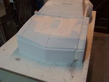 Projet Alpine A310 (120)