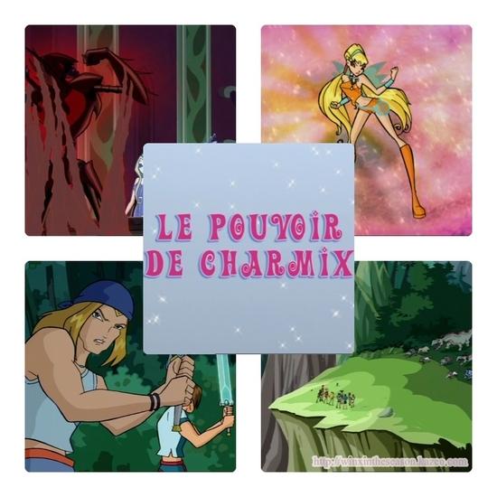 Episode 21 - Le Pouvoir de Charmix