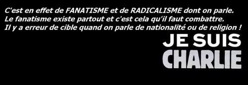 Toutes mes plus sincères condoléances à la France et aux familles des victimes