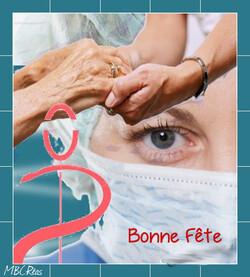 Journée internationnale de l'infirmière