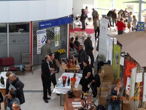 2ème Salon des vins bio - Vin Seine