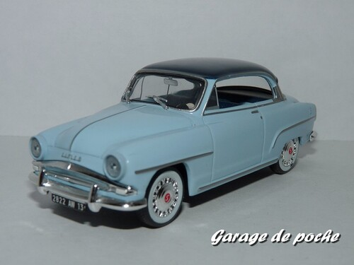 Simca Aronde grand large 1956