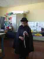 Une magicienne à l'école