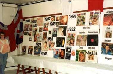 Décembre 1992, Pub Chérie FM