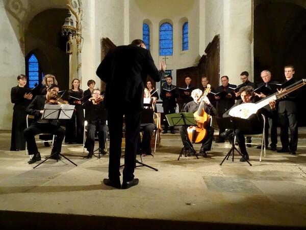 Le concert final de la Semaine de Saint Vorles a été vraiment exceptionnel...