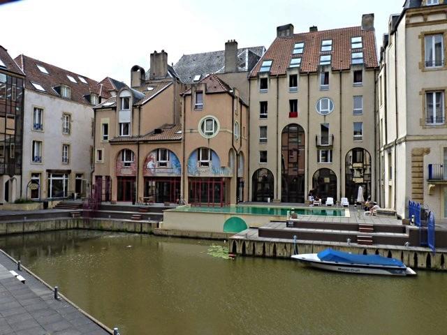 Metz la marina du Port Saint-Marcel - 17