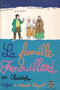 La famille Fenouillard - Christophe