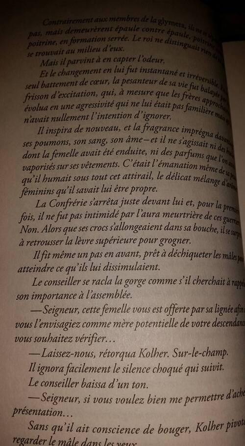 L'AMANT SOUVERAIN#12/La Confrérie de la dague noire/J.R. WARD