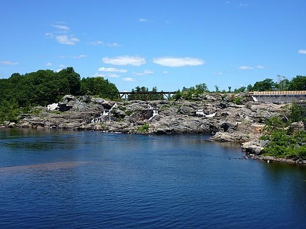 Levingston falls