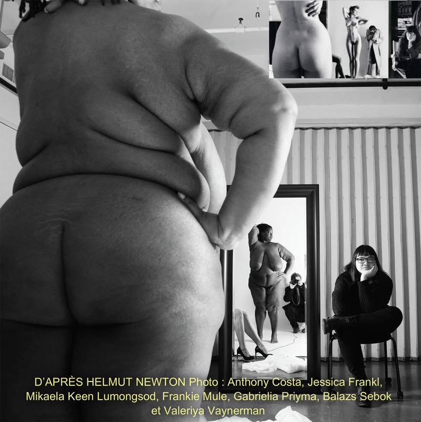 Imitations de nus ayant marqué l'histoire de l'art