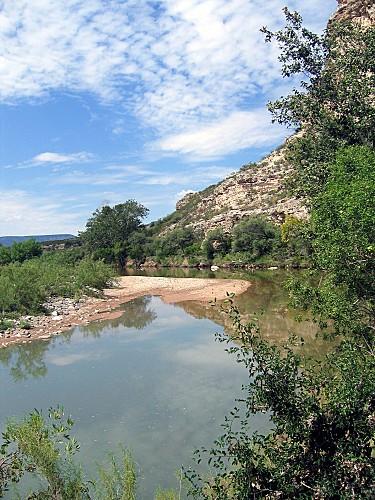 Montezuma Castle ruisseau du Castor