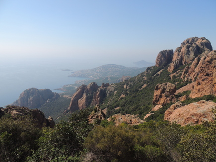 Escapade en Esterel