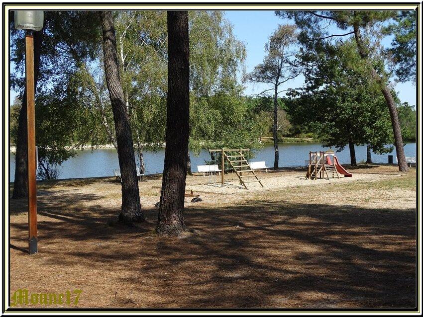 Le lac de Montendre (17)